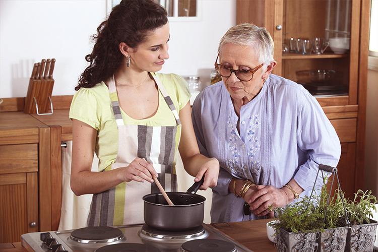 Le bien-être à domicile
